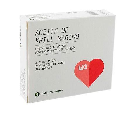 Botanica Nutrients Marine krill oil 30 pearls