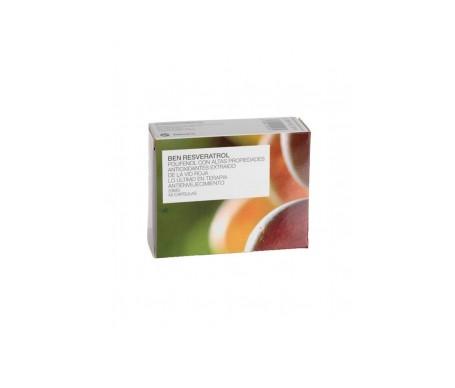 Botanica Nutrients Ben-resveratrol 20mg 45cáps