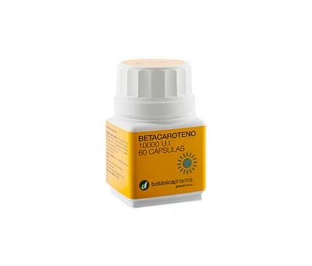 Botanicapharma Betacaroteno 10000 Ui 60 Cap