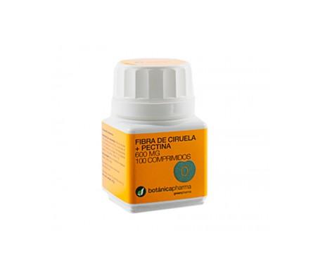 Botanicapharma Fibra Ciruela+pectina 500mg 100 Com