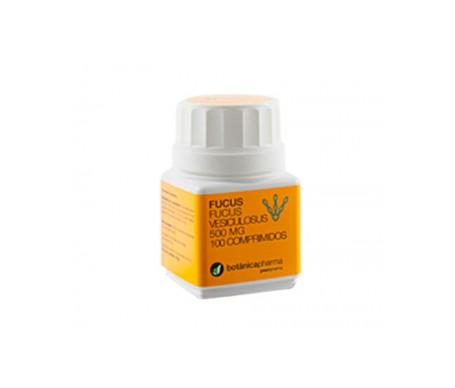 Botanicapharma Fucus 500 Mg. 100 Comp