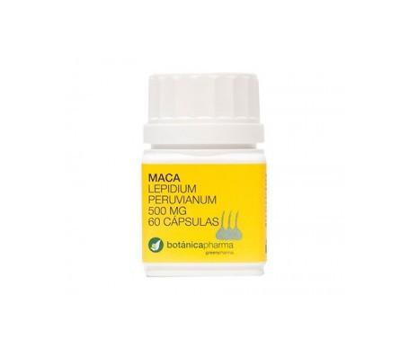 Botanicapharma Maca Andina 500 Mg 60 Cap