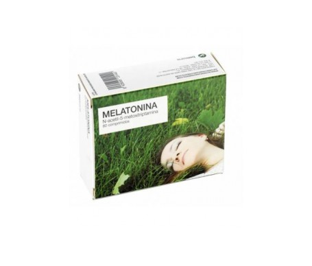 Botanica Nutrients Melatonina 1.9mg 45comp