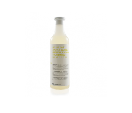 Botanica Pharma gel de baño avena y jojoba 500ml