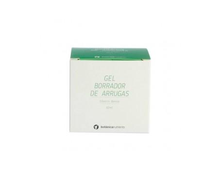 Botanica Nutrients intensive wrinkle eraser gel 50ml