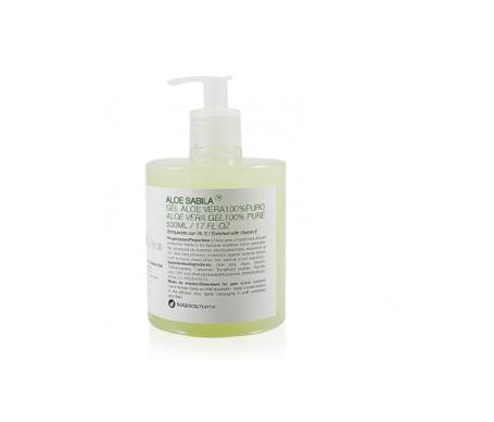 Botanica Pharma Sabila Gel Aloe Vera 100% Puro 500ml