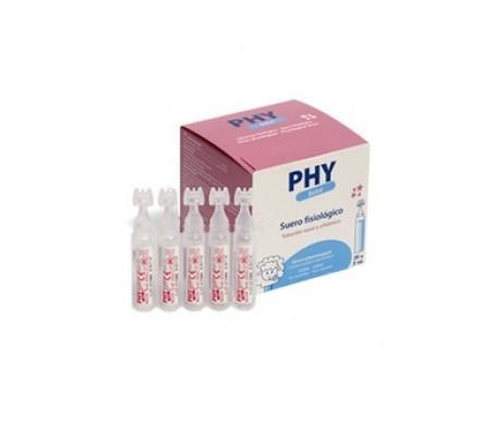 Phy Bebe Suero Fisiologico  5 Ml 30 U