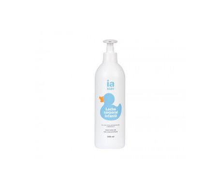 Interapothek IA Baby leche corporal infantil 500ml