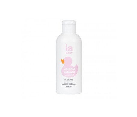 Interapothek IA Baby colonia infantil sin alcohol 200ml