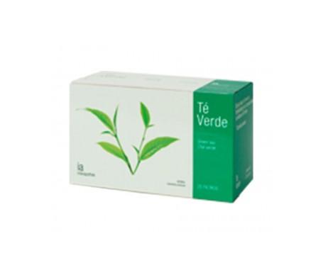 Interapothek té verde infusión 25uds
