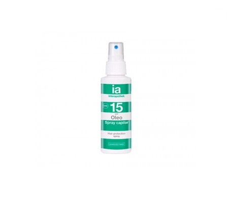 Interapothek spray capilar SPF15+ 100ml