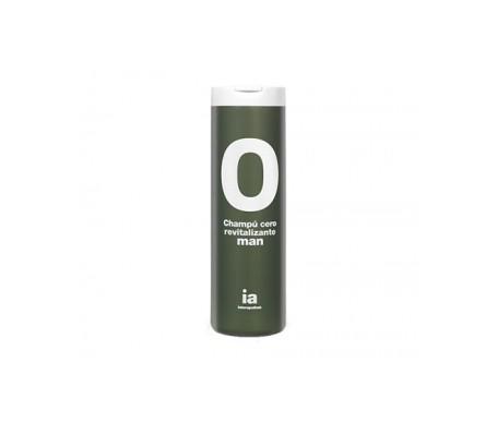 Interapothek shampoo zero uomo 400ml