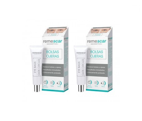 Remescar bolsas y ojeras 8ml + 8ml