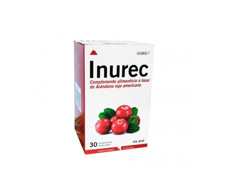 Farmasierra Inurec 30comp masticables