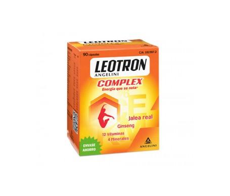 Leotron Complex 90 caps.