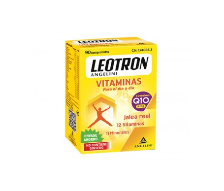 Leotron Vitaminas 90comp