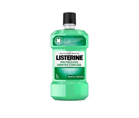 Listerine Dientes Y Encias  1000 Ml