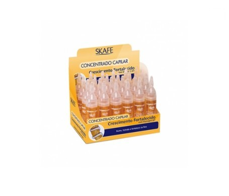 Skafe ampolla 12en1 10ml 4amp