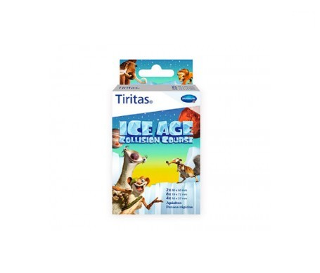 Tiritas® Kids Ice Age 14uds
