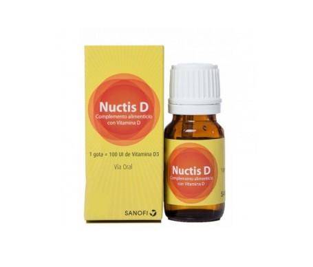 Nuctis D solución 8ml