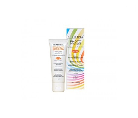 Biotopix crema photo-protect SPF30+ 50ml