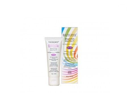 Biotopix crema photo-protect SPF50+ 50ml
