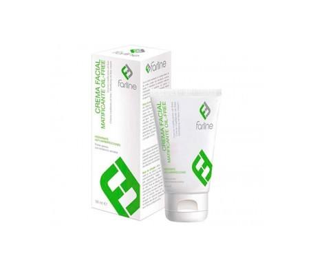 Farline crema facial matificante oil free 50ml