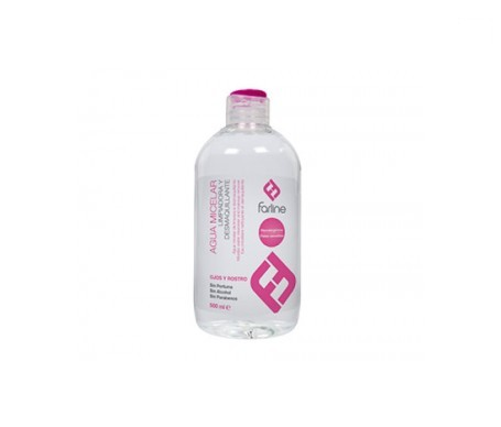 Farline agua micelar 500ml
