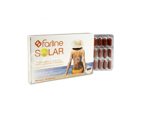 Farline Solar 30cáps