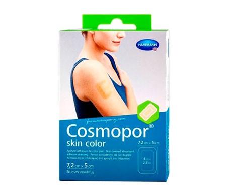 Cosmopor Skin Color 7,2cmx5cm apósitos 5uds