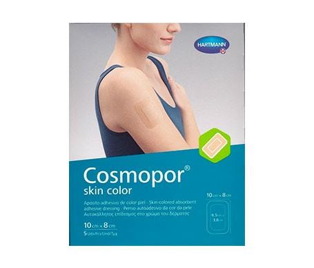 Cosmopor Skin Color 10cmx8cm apósitos 5uds