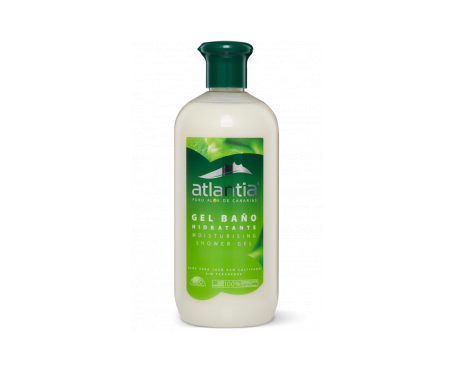 Atlantia Gel De Baño Hidratante  500 Ml