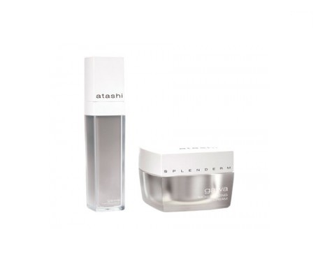 Atashi™ Gawa Oily Skin Serum 50ml + Normal to combination skin cream SPF10+ 50ml