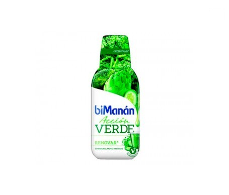 biManán® Acción Verde 500ml