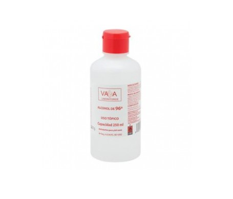 Vaza Alcohol 70  250 Ml
