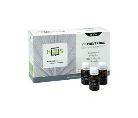 Wild Herbs Fri preventine 20 vials