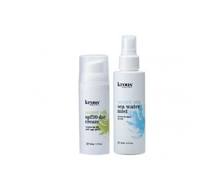 Secret Sea crema de día antiage 50ml + bruma de agua