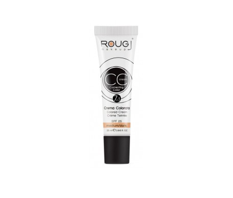 Rougj Makeup CC Cream SPF25+ Dark 25ml
