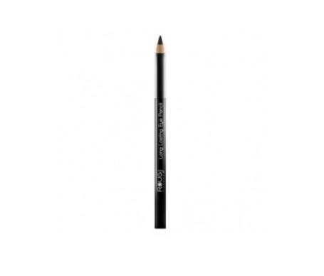 Rougj Makeup lápiz ojos color negro 1ud