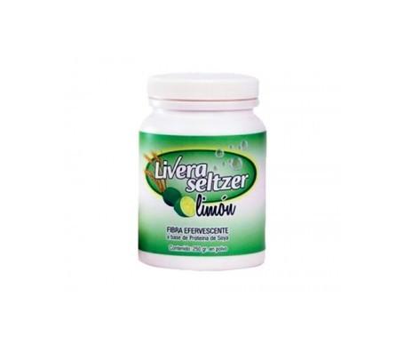 Livera Seltzer limón 250g