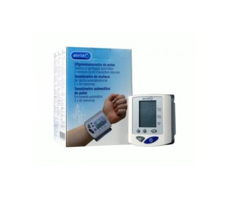 Alvita Advanced tensiómetro de brazo 1ud