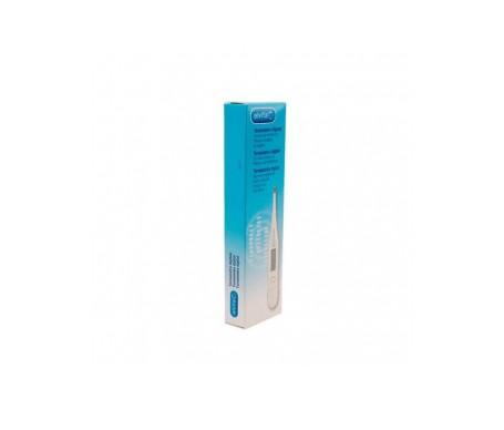 Alvita termómetro clínico digital flexible 1ud