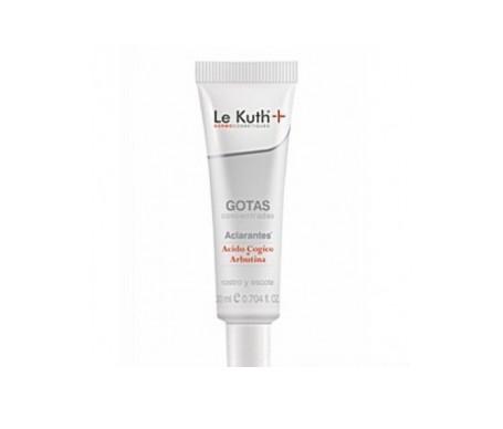 Le Kuth Kojic acid drops + arbutin 20ml
