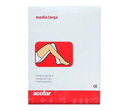 Acofar media larga A-F compresión normal T-4 1ud