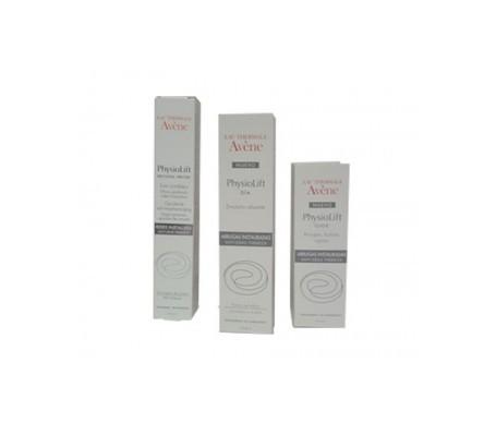 Avène Physiolift cuidados antiarrugas ojos + emulsión antiarrugas piel normal a mixta