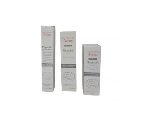 Avène Physiolift Pack cuidados antiarrugas ojos + crema antiarrugas piel seca