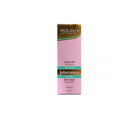 Rougj 24H hyaluronic moisturising cream for dry skin 40ml