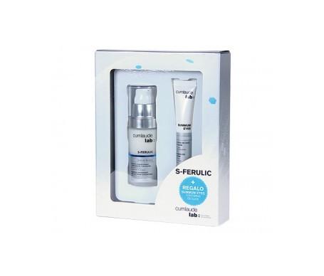 Cumlaude S-Ferulic Pack sérum 30ml + contorno de ojos 15ml