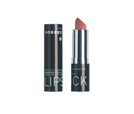 Korres lips mango nº13 natural pink shade 1 pc