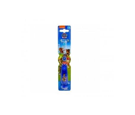 Nickelodeon Paw Patrol cepillo de dientes con luz 1ud